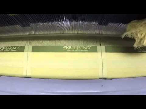 Textile Production Process Video