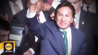 Prisión preventiva de 18 meses a Alejandro Toledo│RPP