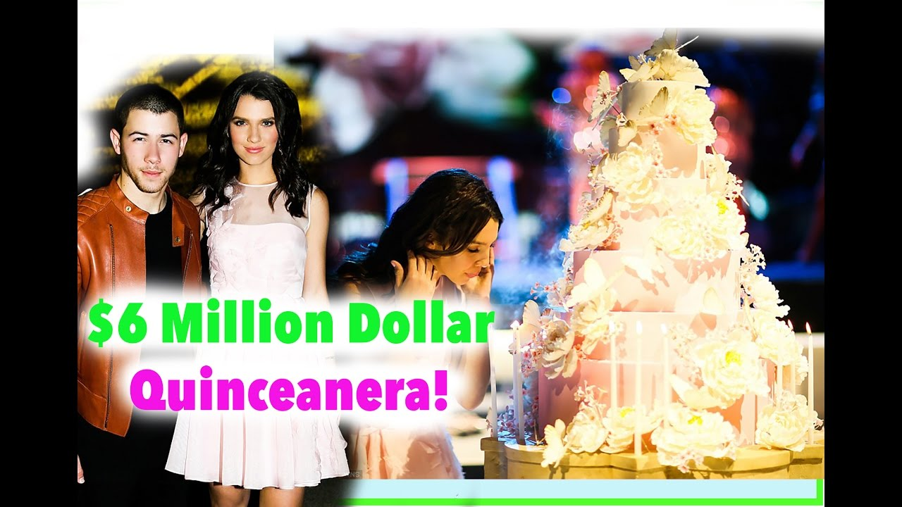 Most Expensive Quince Maya Henry S 6 Million Quince My