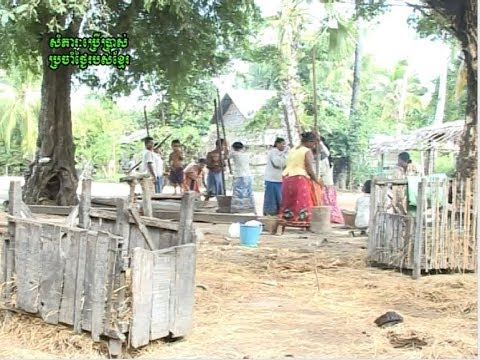 KHMER PRIMITIVE TOOLS : HOW TO CREATE RICE MILLING TECHNOLOGY TOOL, OTHER PRIMITIVE TOOLS SHOW)