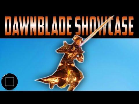 Destiny 2 - Warlock Dawnblade Subclass