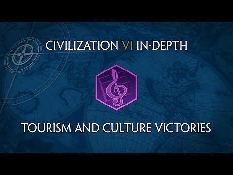 Civilization VI In-Depth: Tourism and Culture Victories