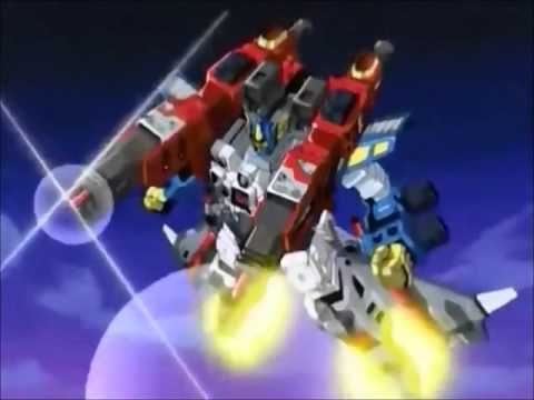 Transformers Armada Jet Optimus Megaweapon With Star Saber