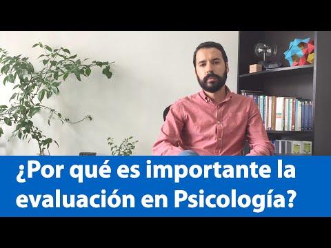 Evaluación Psicológica 1