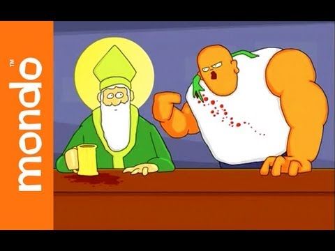 Cartoon joe monkey spank marriage