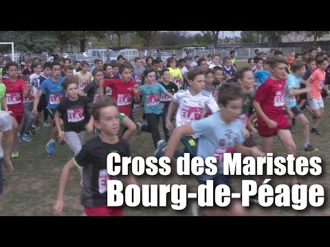 Cross des Maristes 2018