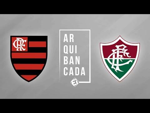 FLAMENGO x FLUMINENSE (narração AO VIVO) - Campeonato Carioca