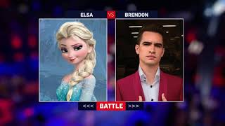 Download lagu Frozen 2 - Elsa! at the Disco - Into the Unknown (Panic! Battle! Mash-up Duet Version!)