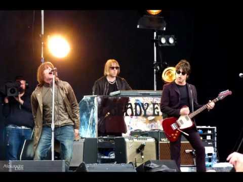 BEADY EYE: Oxegen Festival,Ireland (09/07/2011) SoundBoard