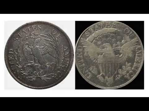 The History Of The Draped Bust Half Dollar