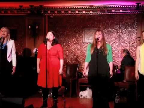 Round & Round from 'Mother, Wife & the Complicated Life' in concert at 54 Below, New York