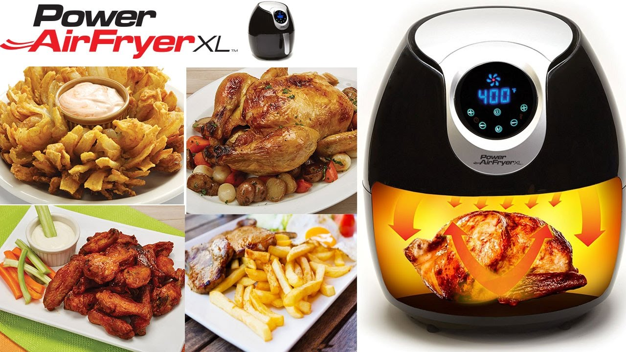 Power Airfryer Xl Recipes Fish And