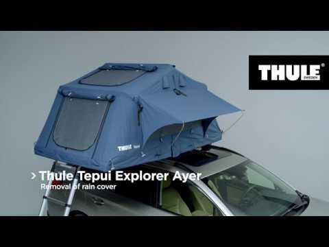Thule Tepui Explorer Kukenam 3 Green | Fjellsport.no