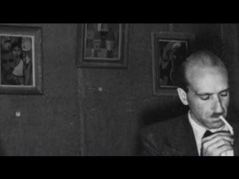 Trailing a Mossad Agent Painter