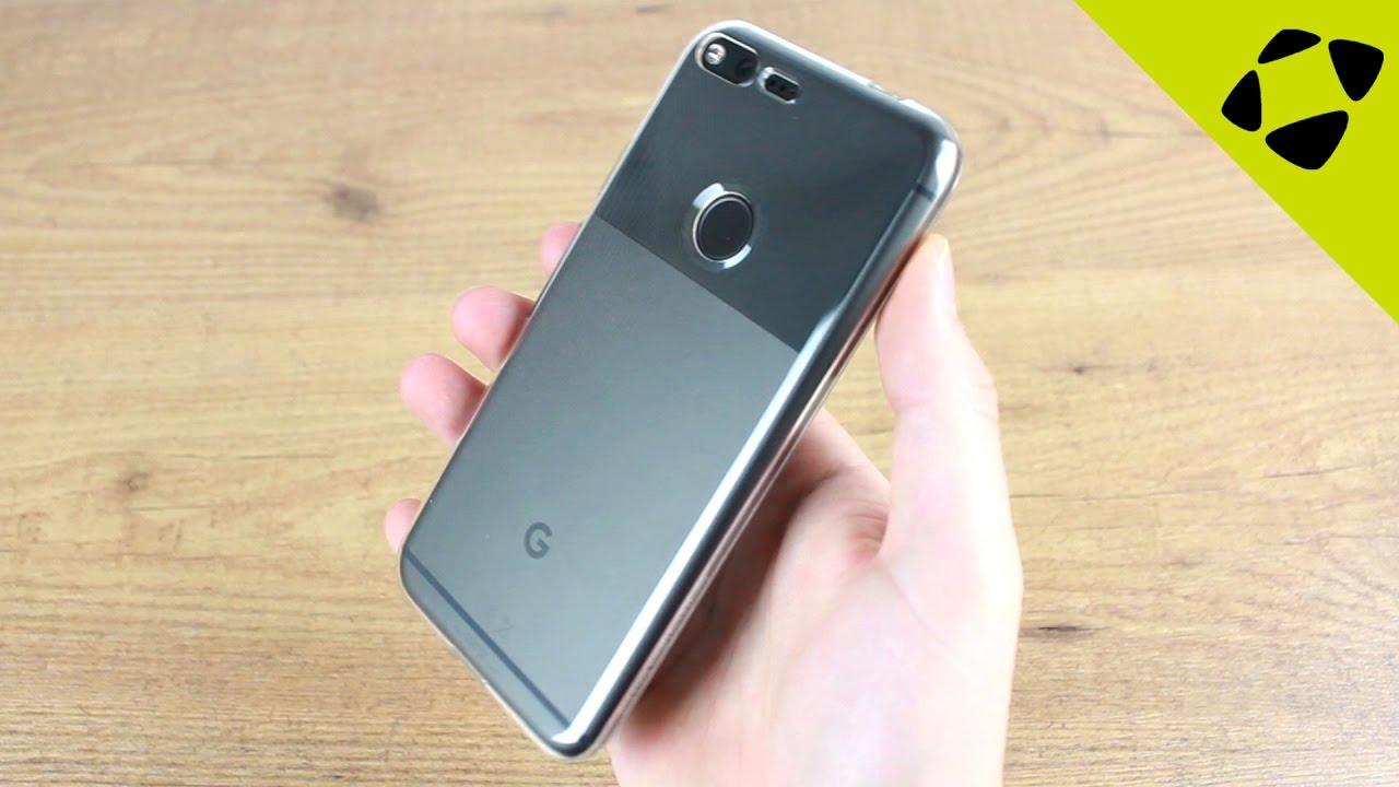 on sale b70a6 c1cb3 Spigen Liquid Crystal Google Pixel XL Case Review - Hands On