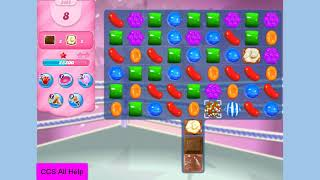 Candy Crush Saga Level 3483 19 moves NO BOOSTERS
