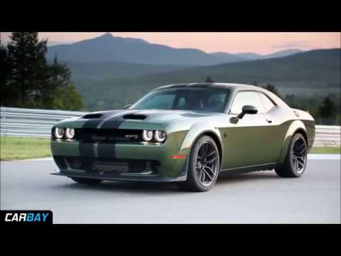 2019 Dodge Challenger Srt Hellcat Redeye First Look Possessed By A