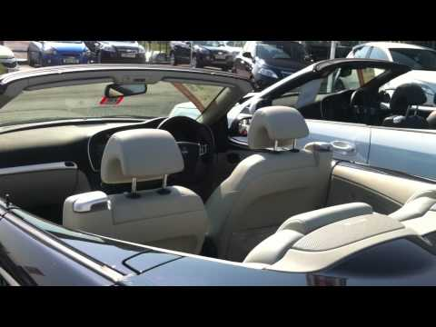 2008 PLATE USED SAAB 9-3 1.8T VECTOR SPORT CONVERTIBLE AUTO – BLACK