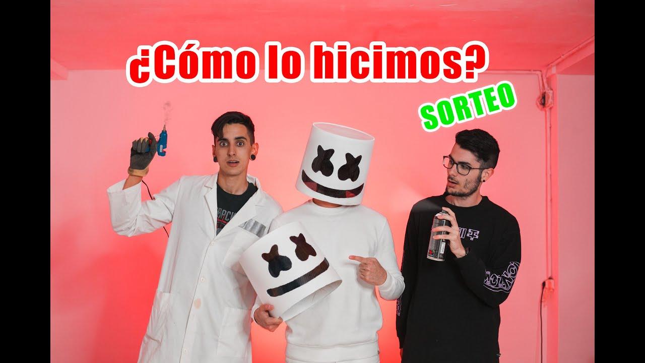 Boyz MarshmelloSorteoKarma pro El Thfilm Casco Haciendo De hQCsdtrx