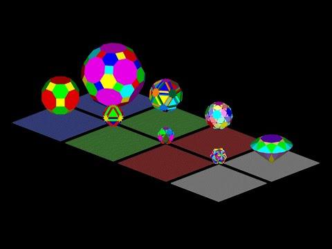 uniform polyhedron and dual_omnitruncates