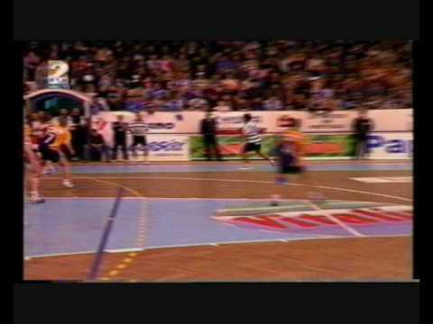 Andebol :: 05J :: Porto - 23 x Sporting - 22 de 1998/1999 - 2 Fase