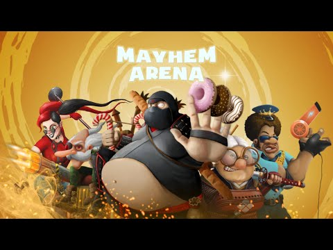 Mayhem Arena | Mass Idle Auto Battler RPG