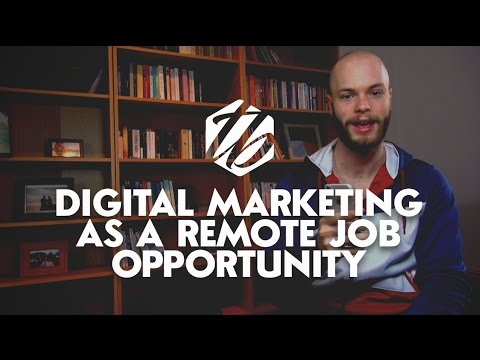 Digital Marketing Jobs — Working In Digital Marketing In A Job Versus Freelancing | #218