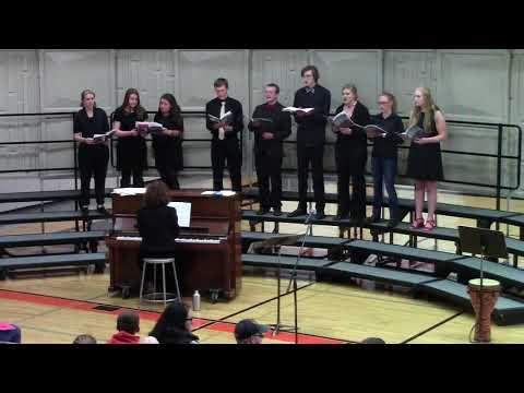 Viroqua High School Concert Choir - Christmas 2017