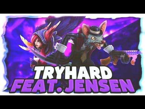C9 Sneaky | TRYHARD FEAT. Jensen