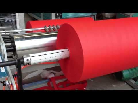 non woven fabric slitting machine(new)
