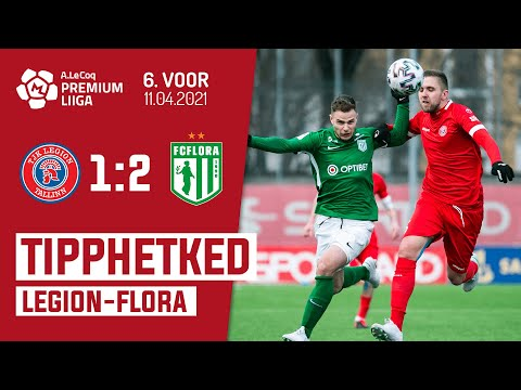 Legion Flora Tallinn Goals And Highlights