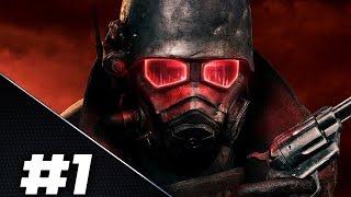 Fallout: New Vegas #1 - Criação de personagem