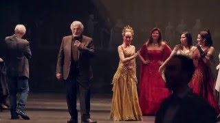 Plácido Domingo az Operaházban