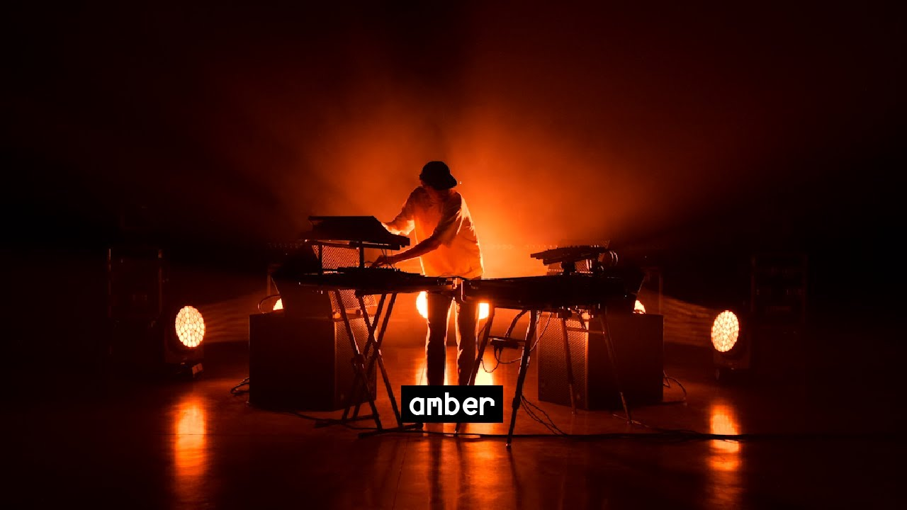 Lydsten - Amber (live session)