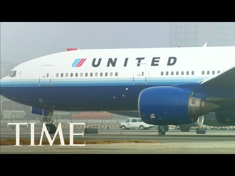 Dog Dies On United Airlines Flight After Being Forced To Fly In Overhead Bin | TIME