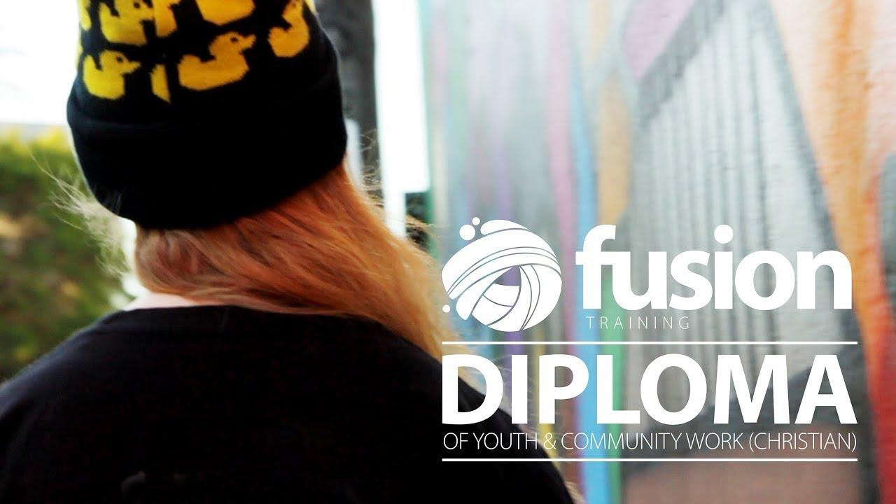 Fusion Training   Youth Work Training