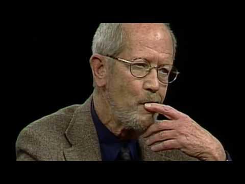 Martin Amis and Elmore Leonard interview (1999)
