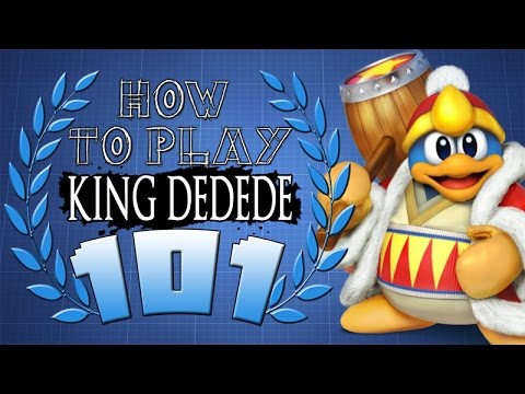 HOW TO PLAY KING DEDEDE 101