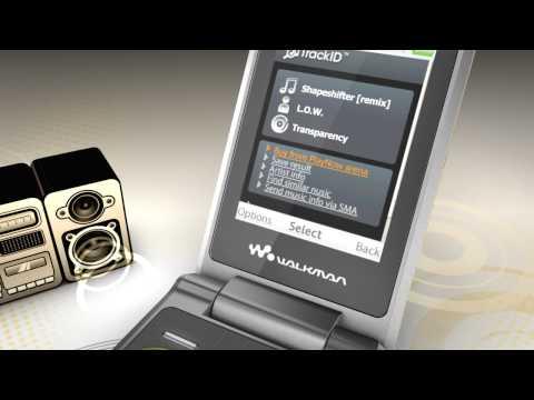 SonyEricsson Walkman W508