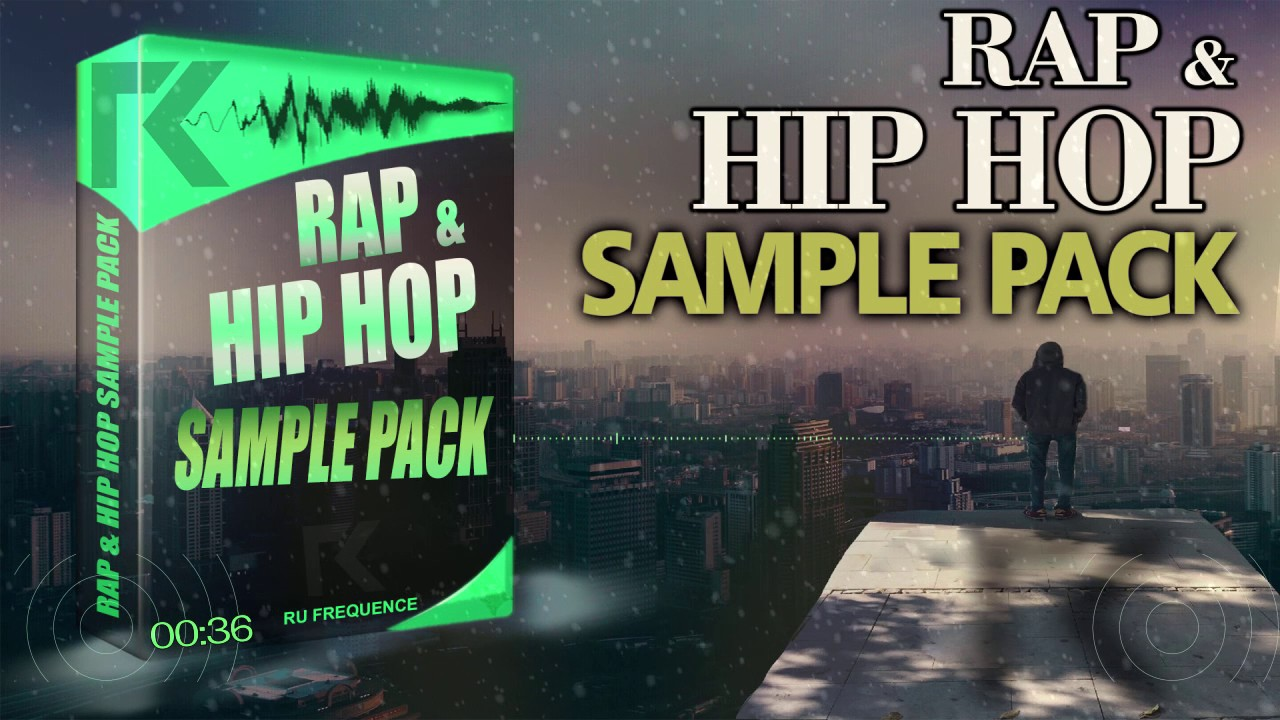 RAP & HIPHOP SAMPLE PACK | Free Download - YouTube