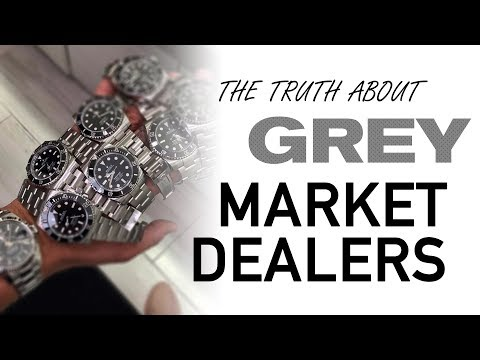 The TRUTH About Grey Market Watch Dealers | Paul Thorpe is Wrong