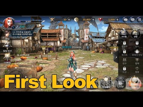 Dragon Nest 2 Legend Gameplay First Look – MMOs.com (Mobile MMORPG)