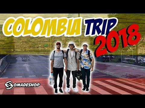 Nomadeshop Colombia Tour 2018