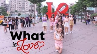 Baixar [KPOP IN PUBLIC CHALLENGE] TWICE트와이스 'WHAT IS LOVE?'Cover by KEYME
