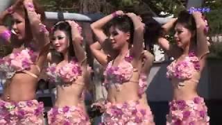 서성희 밸리 댄스 - 향기네 어르신 위안잔치 / 촬영전준성