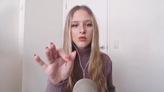 ASMR Kissing Sounds & Hand Movements thumbnail
