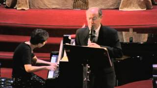 Tom Rose, clarinet / Betty Woo, piano perform: Claude Debussy Petite Piece