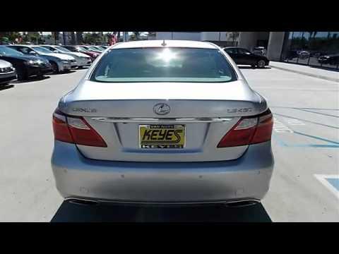 2010 Lexus LS 460 Keyes Lexus Van Nuys CA