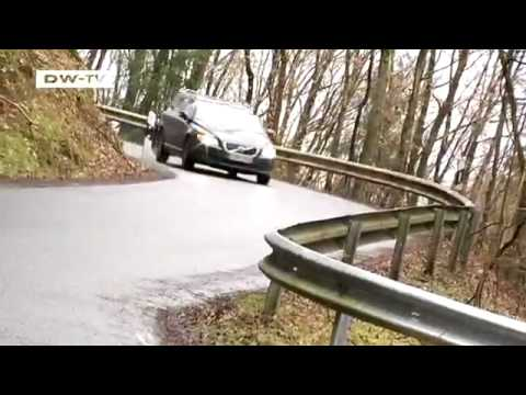 compare it! The Volvo V70 takes on Toyota Avensis   drive it
