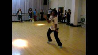 Estelle - I can be a Freak Choreography by: Dejan Tubic